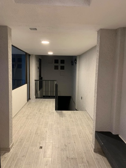 Escaleras salones